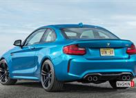 ب ام و-SERIES 2 COUPE-series 2 coupe-2016